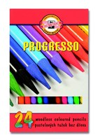 Koh I Noor Progresso Woodless Aquarelle Pencils