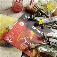 Canson Figueras Oil & Acrylic Painting Paper & Pads