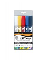 Daler-Rowney Simply Acrylic Paint Markers