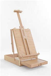 CC-31 TABLE TOP SKETCH BOX EASEL