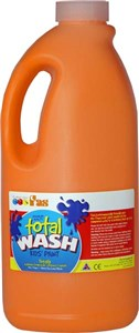 FAS TOTAL WASH 2LTR ORANGE