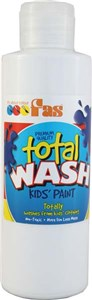 FAS TOTAL WASH 250ML WHITE