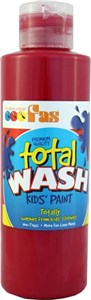 FAS TOTAL WASH 250ML COOL RED